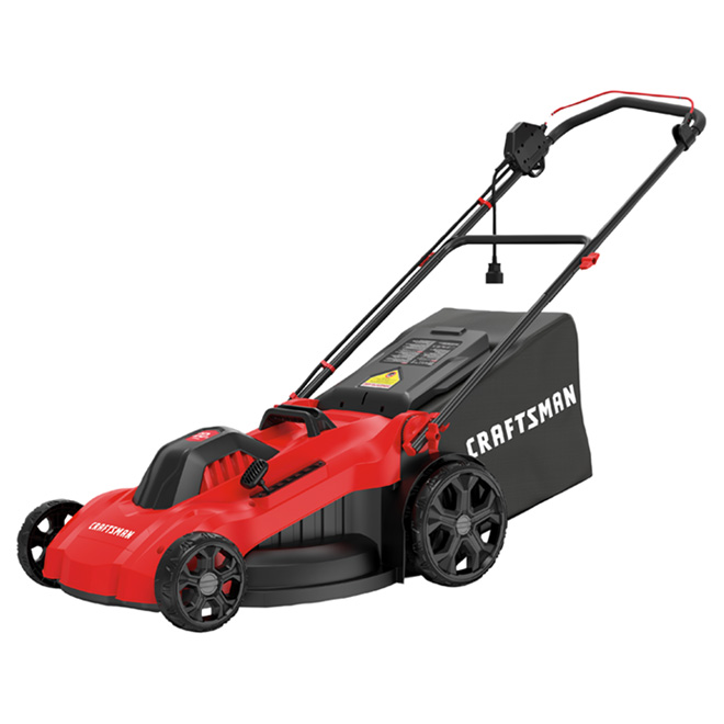 Craftsman Electrical Lawnmower - Corded - 20-in Deck - 13 A