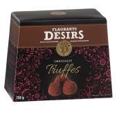 Truffes originales « Flagrants Désirs », chocolat