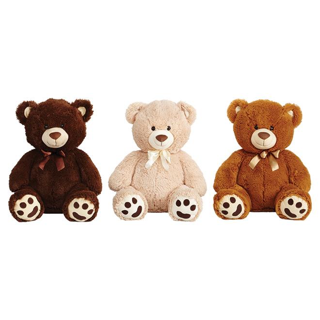 Plush Bear - Assorted Colors