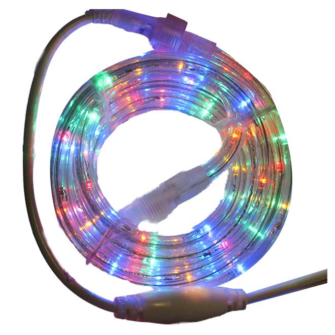 Sylvania LED Light Rope - PVC - 18' - Multicolour