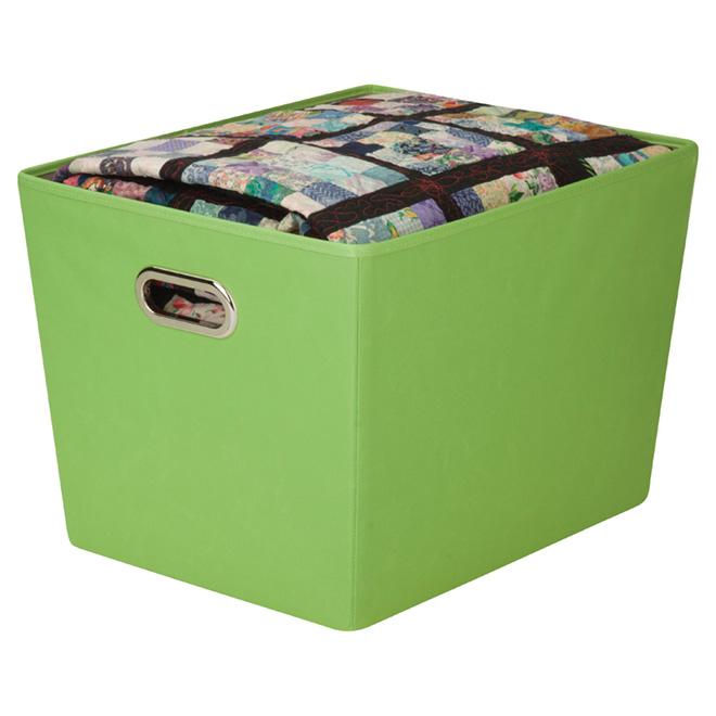 Large Storage Bin - 56,7 L - Green