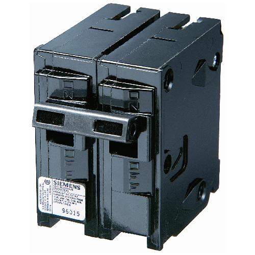 120/240 VAC 60 A Circuit Breaker 2 Poles Plug-In