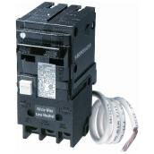 120/240 VAC 15 A Circuit Breaker 2 Poles Plug-In