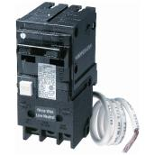 120/240 VAC 20 A Circuit Breaker 2 Poles Plug-In