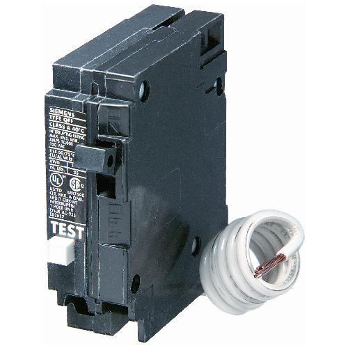 120 VAC 20 A Circuit Breaker 1 Pole Plug-In