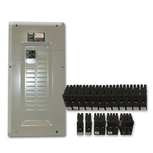 32/64 Circuit Panel with Breaker