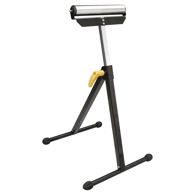 "Steel Roller Stand - 42.6"" - Black"