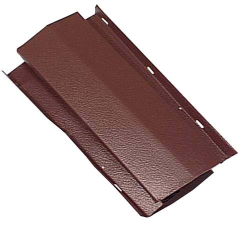 Aluminium Ridge Vent 10' - Brown