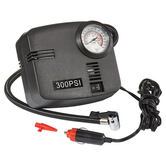 Car's Compressor - 12V - 300PSI