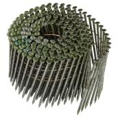 "Framing Nails - 15° Coil - 3 1/4"" - 4500/Box"