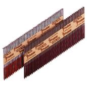 "Framing Nails - Strip - Smooth - 3"" - 3000/Box"
