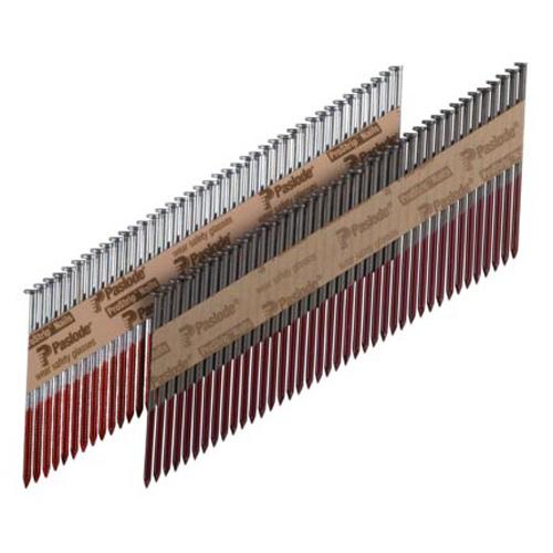 "Framing Nails - Strip - D - Head - Smooth - 3 1/2"" - 2500/Box"