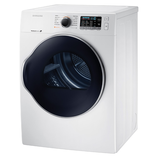 """24"""" Compact Front-Load Washer - 2.6 cu. ft."""