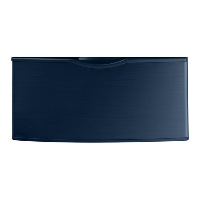 """Pedestal with Storage Drawer 27"""" - Blue Sapphire"""