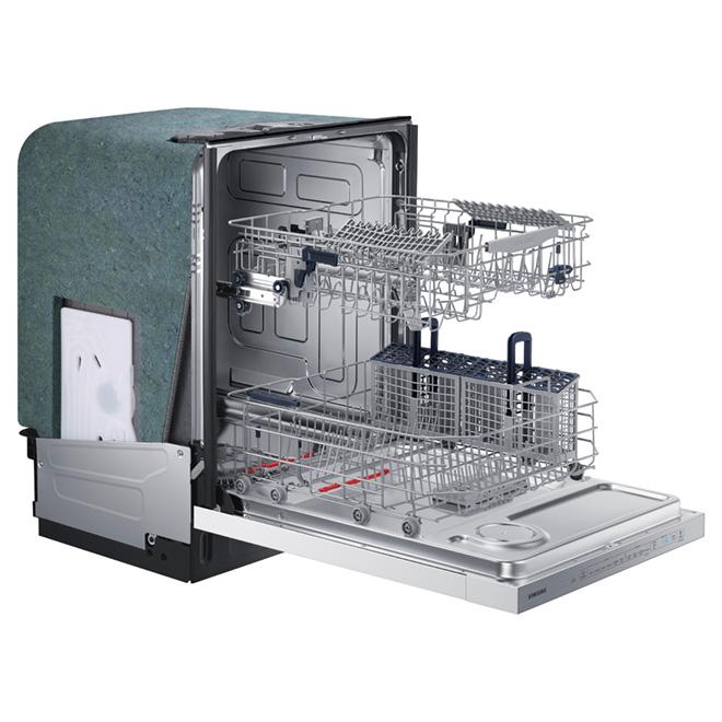 """24"""" Dishwasher with StormWash(TM) - White"""