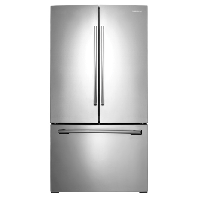 French Door Refrigerator - 25.7 cu. ft. - Stainless Steel