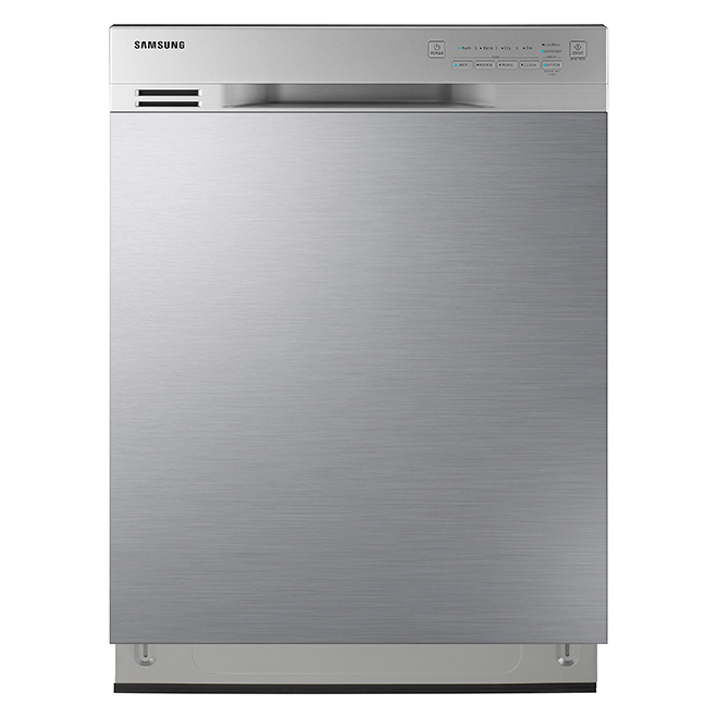 Slide-in Dishwasher with Stainless Steel Tub - Stainless Steel