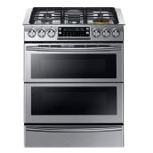 Dual Fuel Convection Range with Dual Door - 5.8 cu. ft.
