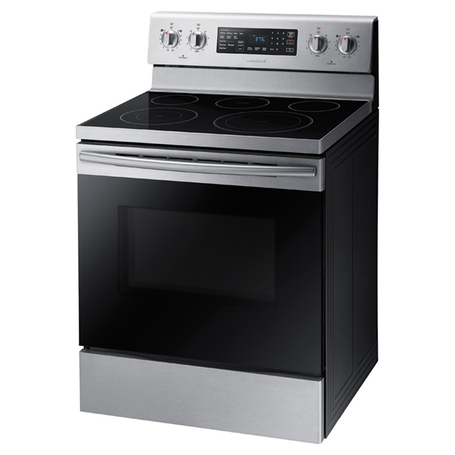 Self-Cleaning Electric Range - 5.9 cu. ft. - Stainless Steel