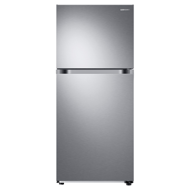 "Refrigerator with FlexZone(TM)- 29"" - 17.6 cu.ft - Stainless"