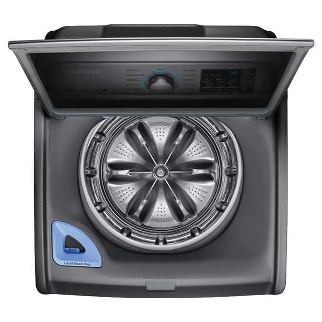 Top Load Washer - 5.8 cu. ft. - Platinum