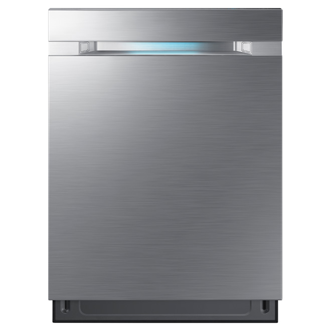 "Dishwasher with WaterWall(TM) Technology - 24"" - Stainless"