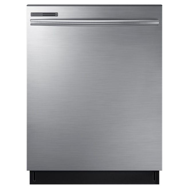 "Built-in Dishwasher with Leak Sensor- 24"" - Stainless"