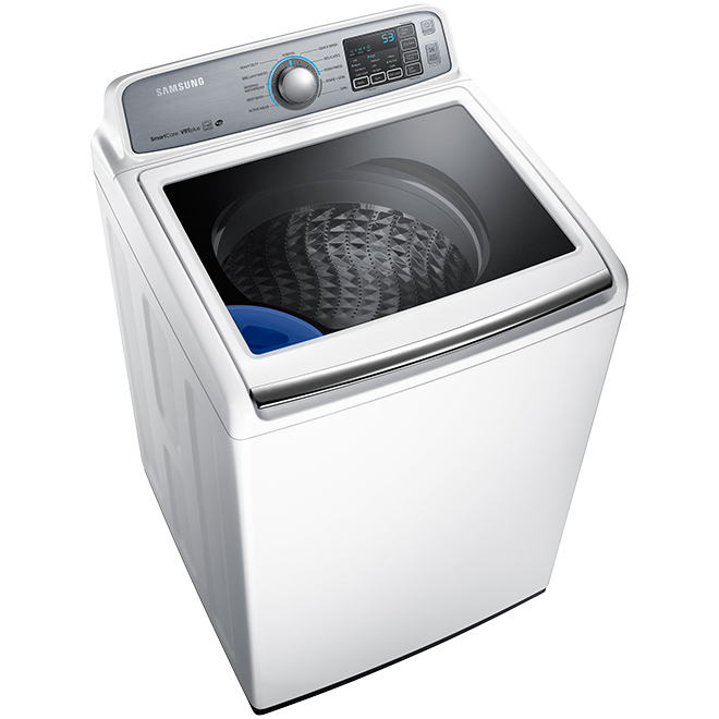 Top Load Washer with Wi-Fi - HE - 5.8 cu. ft. - White
