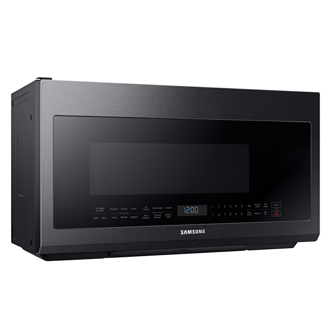 Over-The-Range Microwave - 2.1 cu. ft. - 950W - Black S.Steel