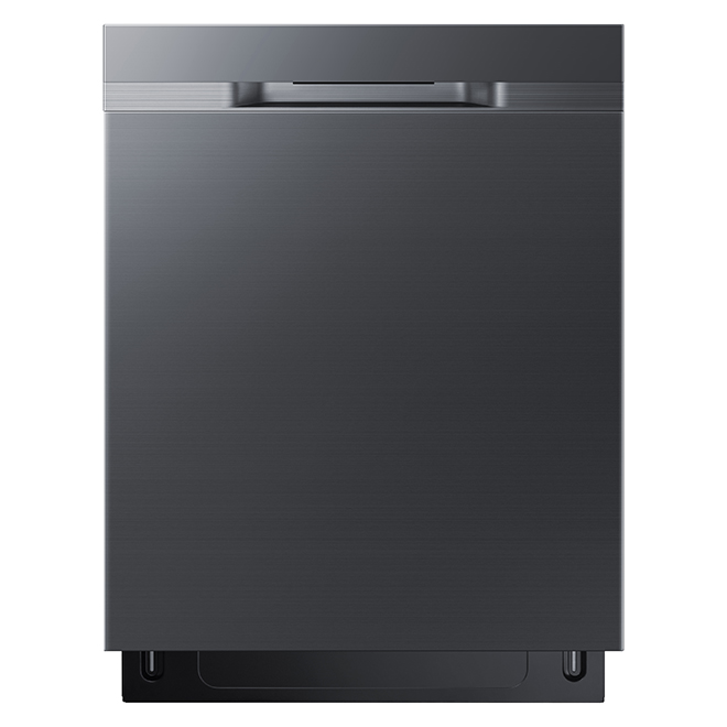 "Dishwasher with StormWash(TM) System - 24"" - Black Stainless Steel"