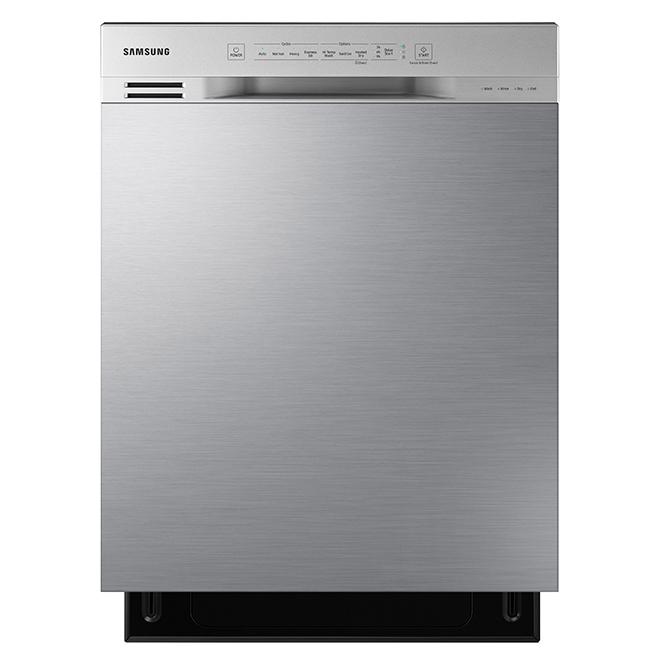 Lave-vaisselle encastré, 15 couverts, acier inoxydable