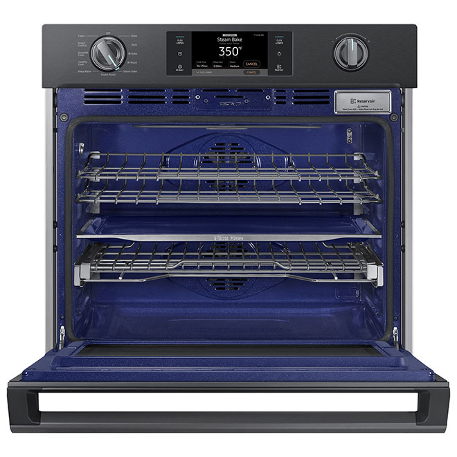 Wall Oven with Flex Duo(TM) - 10.2 cu. ft. - Black SS