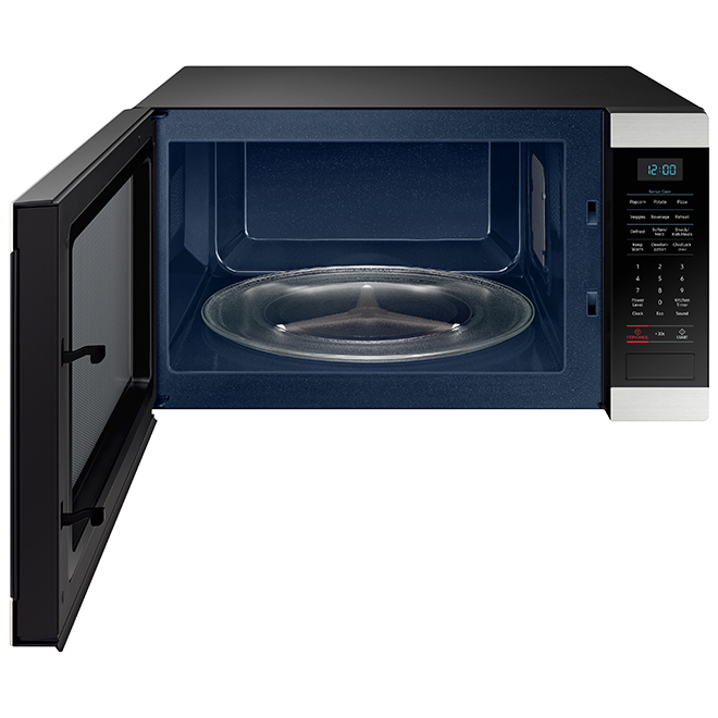 Samsung Microwave Oven - Counter - 1.9 cu/ft - Stainless