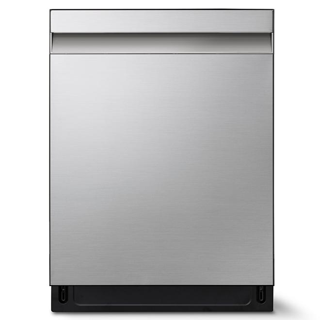 """Samsung Premium Built-In Dishwasher - 24"""" - Stainless Steel"""