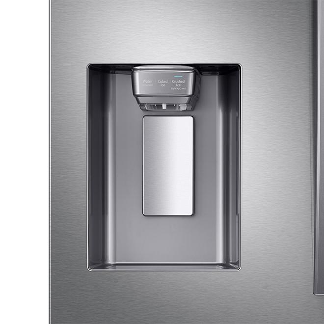 "Réfrigérateur 4 portes Premium, 36"", 22,6 pi³, inox"