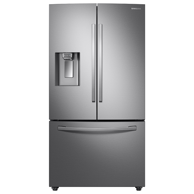 Refrigerator with Wi-Fi - 28.5 cu. ft. - Stainless Steel