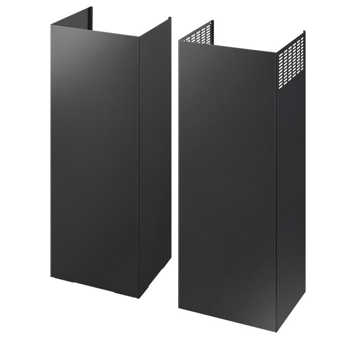 Samsung Extension Kit - Chimney Hood - Black Stainless