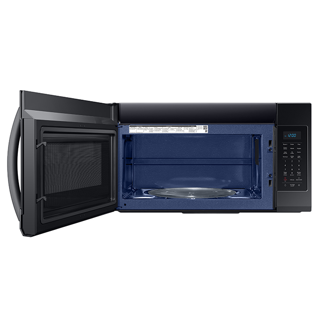 Samsung Over-the-Range Microwave - 1.9 cu. ft. - Black