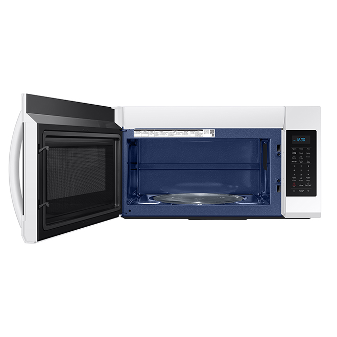 Samsung Over-the-Range Microwave - 1.9 cu. ft. - White