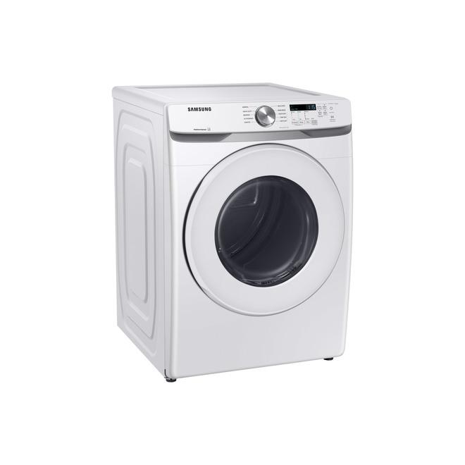 """Sécheuse électrique Samsung avec Sensor Dry, 27"""", 7,5 pi³, blanc"""