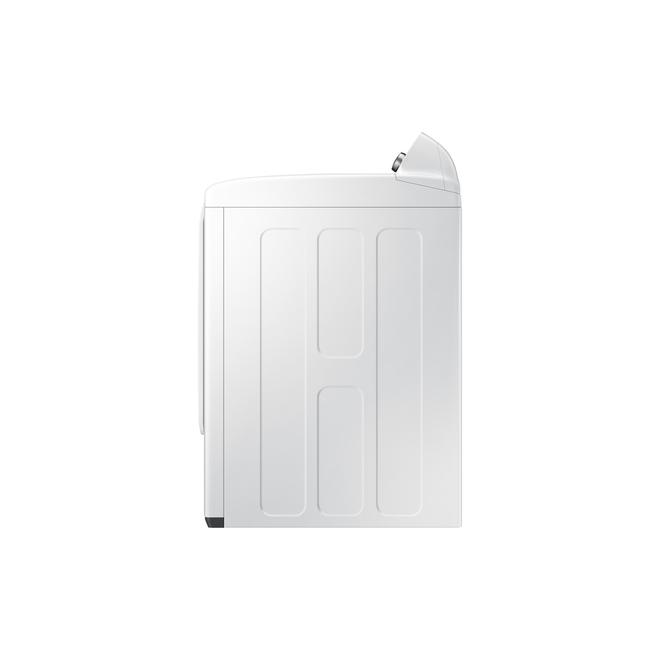 """Sécheuse électrique Samsung, 27"""", 7,4 pi³, séchage à capteur, blanche"""