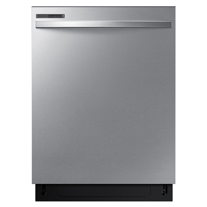 Samsung Built In Dishwasher With Hybrid Tub 24 In Stainless Steel Dw80r2031us Ac Rona