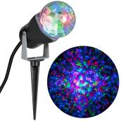 Exterior Projector - Kaleidoscope - Red/Green/Blue