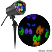 Halloween Outdoor LED Projector - Multicolored Light - Black