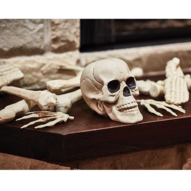 Gemmy Bag of Bones - Skeleton Greeter - Pack of 12