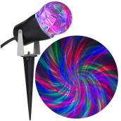Stake Light Projector - LED - Multicolored Ribbons