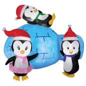 "Outdoor Airblown Inflatable Decoration - 54.33"" - Igloo"