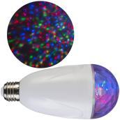 Ampoule projecteur, kaléidoscope, multicolore