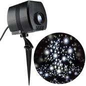 LED Projector - Twinkling Fairy Dust - White