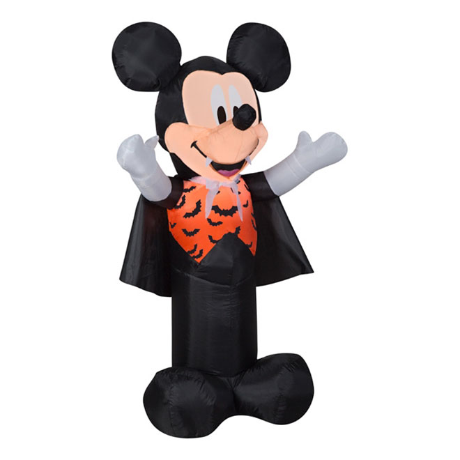 Inflatable Vampire Mickey Mouse